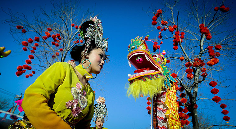 Humanities blog » Chinese New Year 2012: Meaning and Predictions for