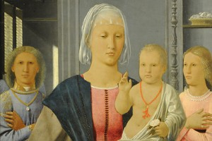 Piero della Francesca_The Senigallia Madonna and Child with Two Angels_Urbino_teaser