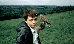 David Bradley in a still from Ken Loach's Kes (1969).