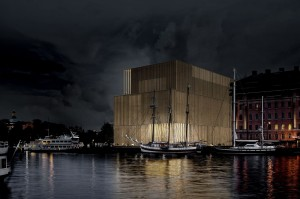 David Chipperfield Architects . Nobel Center competition proposal . Stockholm . Nobelhuset (2)