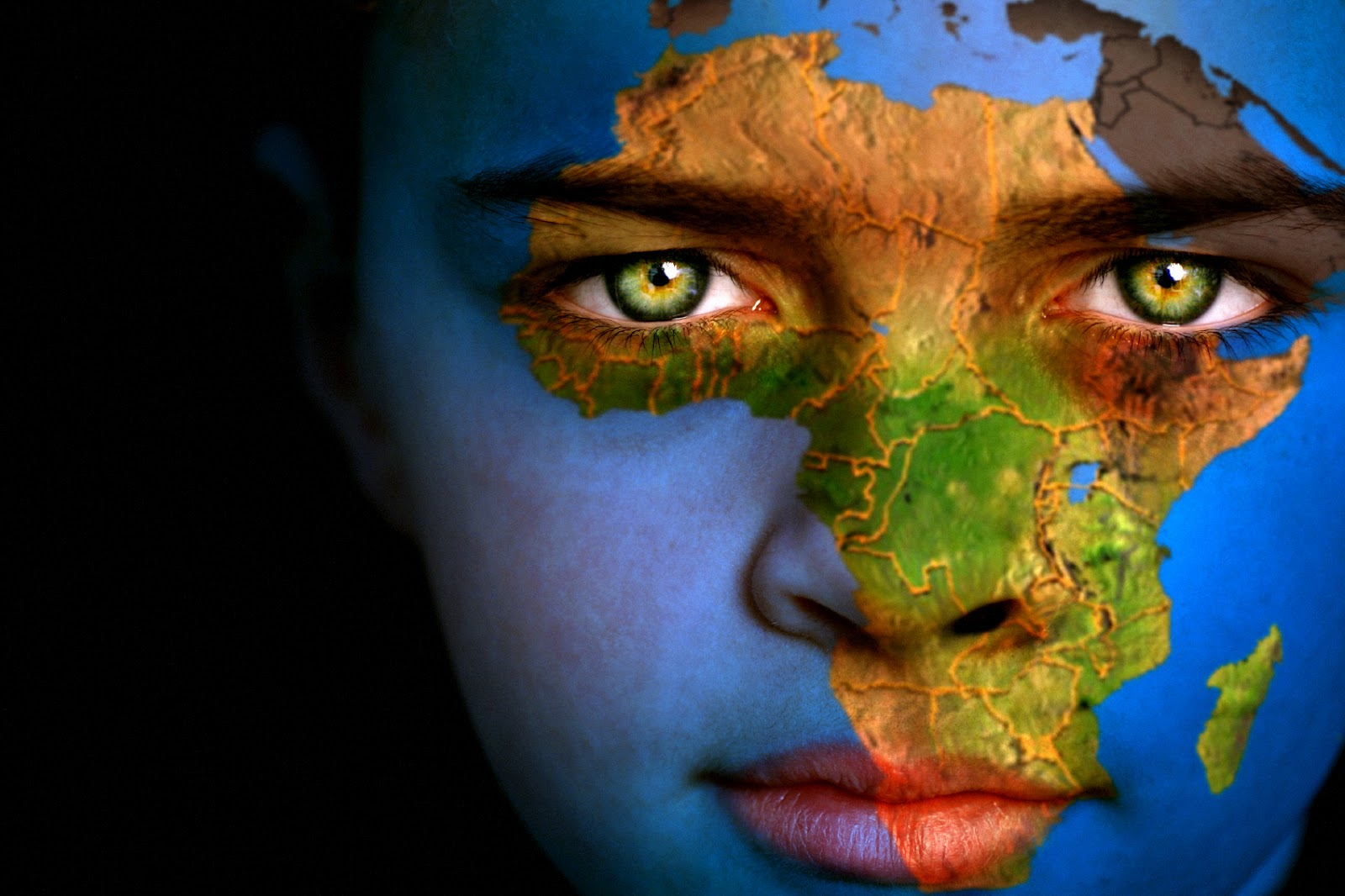 Face Of Africa 49
